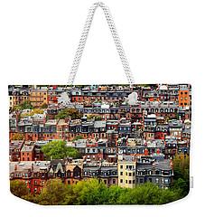Back Bay Weekender Tote Bag