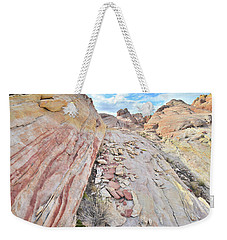 Back Country Valley Of Fire Weekender Tote Bag