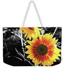 Back-lit Brilliance Weekender Tote Bag