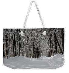 Back Rd Nh Weekender Tote Bag