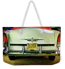 Back To 55 Weekender Tote Bag