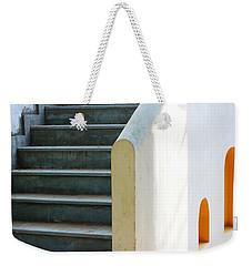 Back To Heaven Weekender Tote Bag by Prakash Ghai