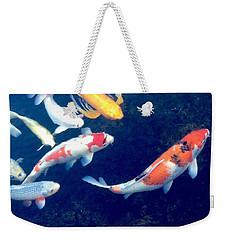 Back To School Weekender Tote Bag
