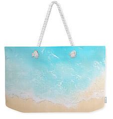 Back To The Beach Weekender Tote Bag