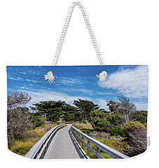 Back To The Grounds Weekender Tote Bag
