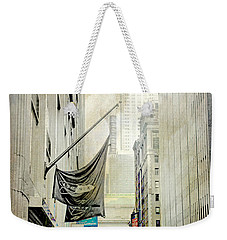 Weekender Tote Bag featuring the photograph Back To You by Diana Angstadt