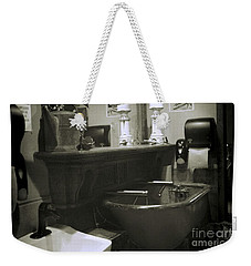 Back When Weekender Tote Bag by Lori Mellen-Pagliaro