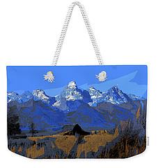Backdrop Weekender Tote Bag