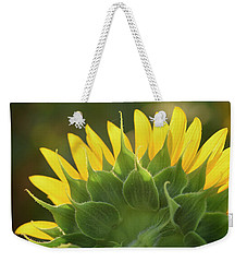 Backlit Beauty Weekender Tote Bag