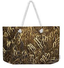 Backlit Weekender Tote Bag