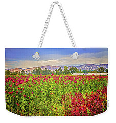 Backroad Beauty In Southern California Weekender Tote Bag