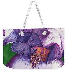 Backyard Beauty Weekender Tote Bag