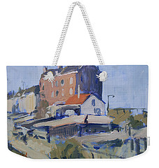 Backyard Spaarndammerdijk Weekender Tote Bag