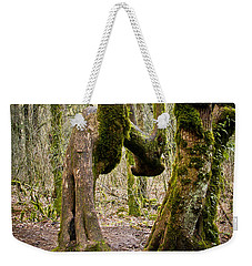 Bad Back Weekender Tote Bag