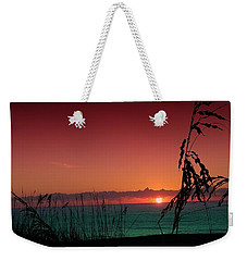 Bad East Coast Sunrise  Weekender Tote Bag