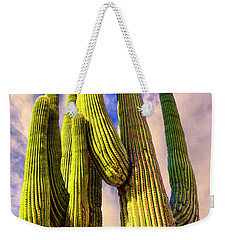 Weekender Tote Bag featuring the photograph Bad Hombre by Paul Wear
