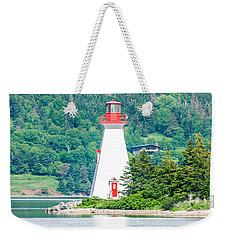 Baddeck Light Weekender Tote Bag