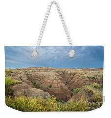Badland Ravine Weekender Tote Bag