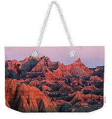 Badlands Dreaming Weekender Tote Bag