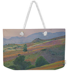 Badlands In July Weekender Tote Bag