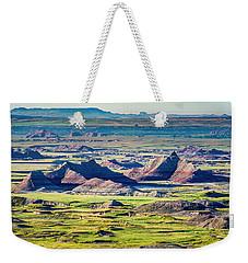 Badlands National Park Weekender Tote Bag