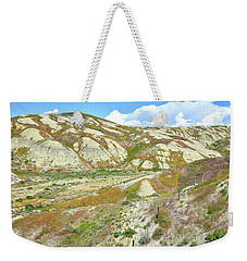 Badlands Of Wyoming Weekender Tote Bag
