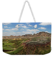 Badlands Plano Weekender Tote Bag