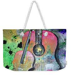 Badmusic Weekender Tote Bag