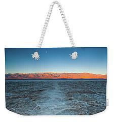 Badwater  Weekender Tote Bag by Catherine Lau