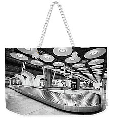 Baggage Reclaim Madrid Airport Weekender Tote Bag