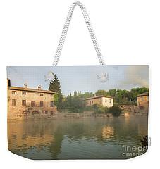 Bagni Vignone I Weekender Tote Bag by Yuri Santin