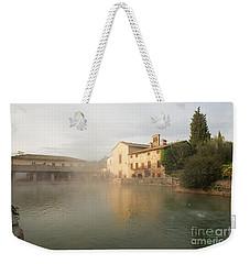 Bagni Vignone Weekender Tote Bag by Yuri Santin