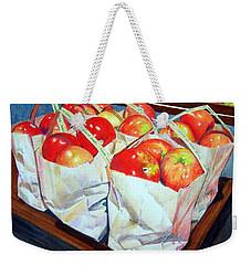 Bags Of Apples Weekender Tote Bag