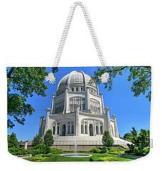 Bahai Temple In Wilmette Il Weekender Tote Bag