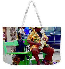 Bahama Solo Weekender Tote Bag