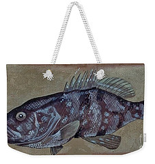 Bahamas Catch Weekender Tote Bag by Andrew Drozdowicz
