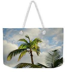 Bahamas Palm Trees Weekender Tote Bag