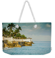 Bahamas Tropical Coast Weekender Tote Bag