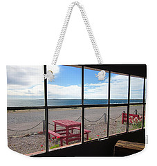 Bahia Bustamante Window Weekender Tote Bag