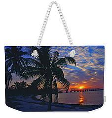 Bahia Honda State Park, Florida Keys Weekender Tote Bag