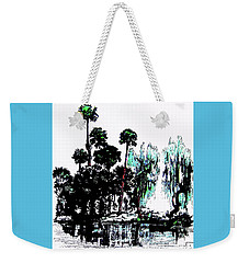 Bahia San Lucas Weekender Tote Bag by Roberto Prusso