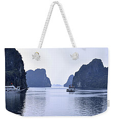Bai Tu Long, N.vietnam Weekender Tote Bag