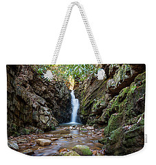 Baileys Falls Weekender Tote Bag