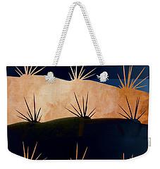 Baja Landscape Number 1 Square Weekender Tote Bag