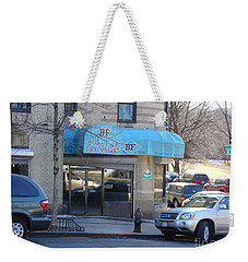 Baker Field Deli Weekender Tote Bag by Cole Thompson