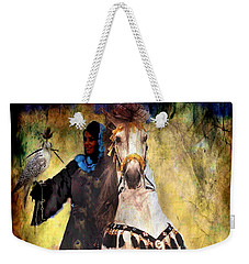 Bakhtiari Falconess Weekender Tote Bag by Anastasia Savage Ealy