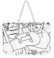 Bal Masque 1 Weekender Tote Bag