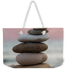 Balance Weekender Tote Bag by Stelios Kleanthous