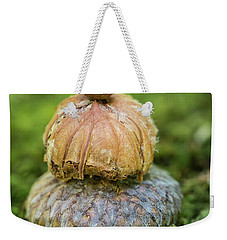 Weekender Tote Bag featuring the photograph Balance With Nature by Dale Kincaid