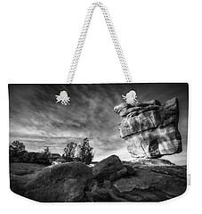 Balanced Rock Garden Of The Gods Weekender Tote Bag